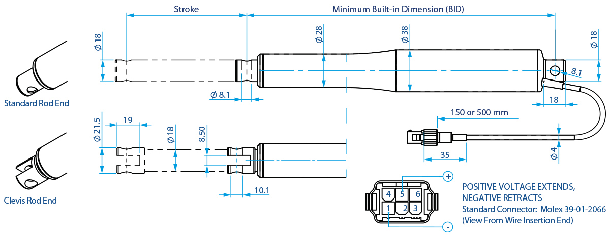 ra38_linear_actuator_dimensions